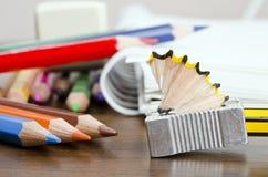 Материал школы стоковая фотография