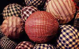 Материальные шарики Стоковая Фотография RF