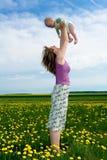 материнство Стоковое фото RF