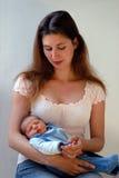 материнство Стоковое Изображение RF