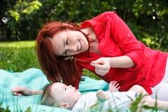 материнство Стоковые Изображения