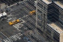 Матрица Манхаттана Стоковая Фотография RF