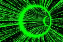 матрица представляет пробку Стоковые Фотографии RF
