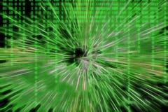 Матрица цифров Стоковое фото RF