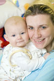 мать дочи Стоковое Изображение RF