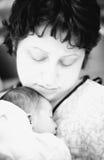 мать дочи Стоковые Фото