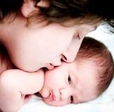 мать дочи Стоковое Фото