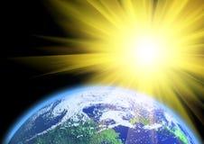 мать земли точная Стоковая Фотография RF