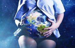 Мать-земля Стоковое фото RF