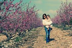 Мать и дочери w стоковое фото