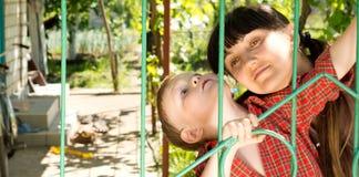 Мать и ребенок стоковая фотография rf