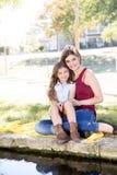 Мать и ребенок Стоковое Фото
