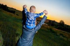 Мать и ребенок стоковое фото rf