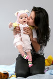 мать младенца Стоковое фото RF