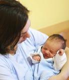 мать младенца стоковые фотографии rf