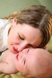 мать ребенка Стоковые Фотографии RF
