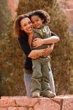 мать ребенка Стоковое Изображение RF