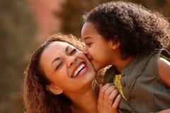 мать ребенка стоковое фото rf