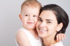 мать ребёнка стоковые изображения