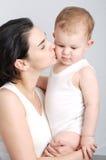 мать ребёнка Стоковые Фотографии RF