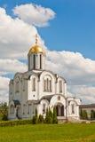 Мать церков утехи бога всех которые скорба в Минске, Беларуси стоковые фотографии rf