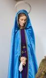 Мать Mary в Авейру Carthedral, Португалии Стоковое Изображение