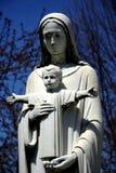 мать mary Стоковая Фотография