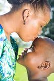 мать s влюбленности Стоковая Фотография