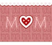 мать s дня счастливая Стоковое Изображение RF