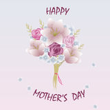 мать s дня счастливая Стоковые Изображения RF