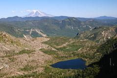 Маунт Адамс, Вашингтон, США Стоковое фото RF
