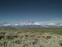 Маунт Moran Стоковое фото RF