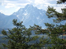 Маунт Moran Стоковое Изображение