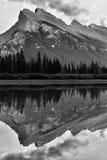 Маунт Rundle Стоковое фото RF
