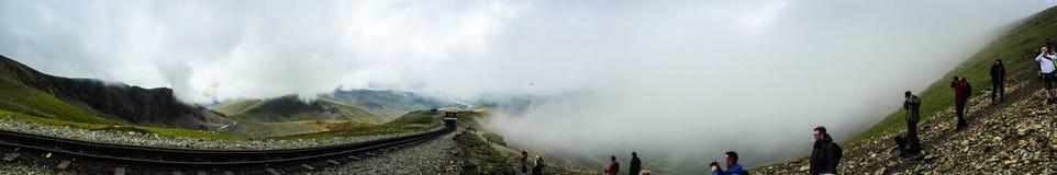 Маунт Snowdon Стоковые Фотографии RF
