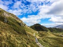 Маунт Snowdon Стоковое Фото