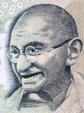 Махатма Ганди, портрет стоковая фотография