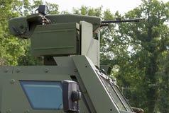машина автоматического оружия Стоковое Фото