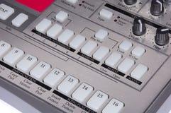 машина барабанчика Стоковое Изображение RF