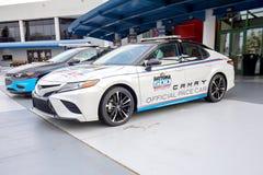 Машина безопасности Daytona 500 должностного лица Стоковые Изображения