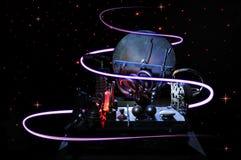 Машина времени Стоковое Фото
