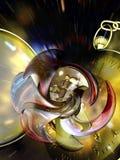 Машина времени Стоковые Изображения RF