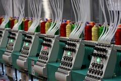 машина вышивки Стоковое Изображение RF