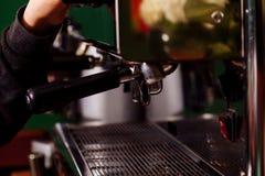 Машина кофе Стоковые Изображения