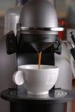 машина кофе Стоковое фото RF