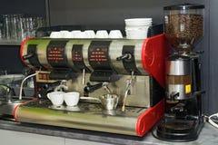 машина кофе Стоковое Фото