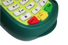 машина кредита карточки Стоковые Изображения RF