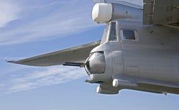 машина пушки воздушных судн Стоковая Фотография RF