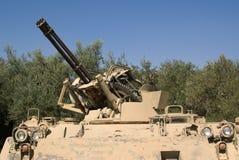 машина пушки воздушных судн anti Стоковое Изображение RF