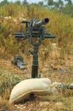 машина пушки воздушных судн anti Стоковое Фото